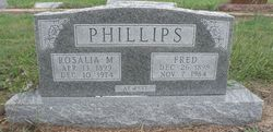 Rosalina M Phillips