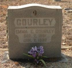 Emma Elizabeth <I>Lawhon</I> Gourley