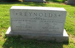 Aline May <I>Adamson</I> Reynolds
