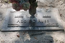 Addie Elma <I>Sellers</I> Russ