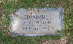 "Simuel Edward ""Ed"" Adams"