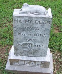 Mathy Bear