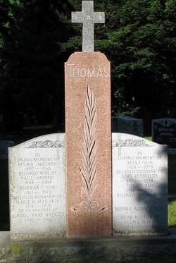 Norma <I>Thomas</I> Adimey