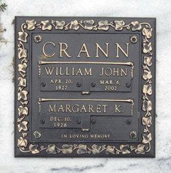 Margaret K Crann