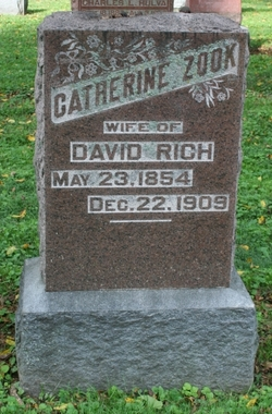 Catherine <I>Zook</I> Rich