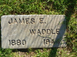 James Edward Waddle