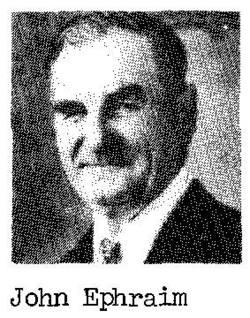 John Ephraim Redford