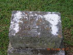 Augustus Dobemeir Bailey