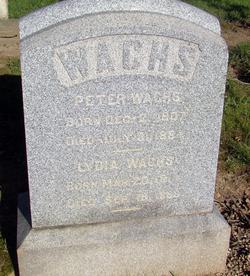 Lydia Wachs