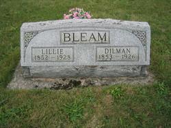 Lillie Elizabeth <I>Spaetzel</I> Bleam
