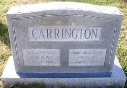Anne <I>Shakespeare</I> Carrington