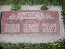 Vesley Larson