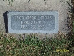 Leon Moss
