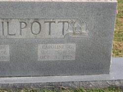 Caroline Catharine <I>Gordon</I> Philpott