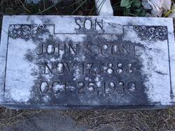 John S Cone