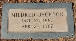 Mildred <I>Jones</I> Jackson
