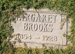 Margaret F Brooks