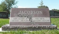 Alma Gustave Jacobson, Jr