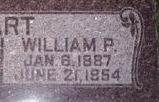 William P Hart