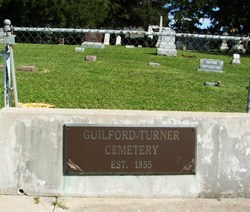 Guilford Turner Cemetery