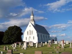 Stavanger Lutheran Church Cemetery