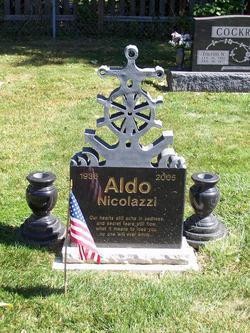 Aldo Nicolazzi, Sr