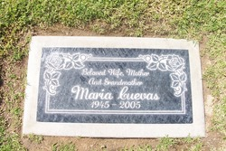Maria Cuevas