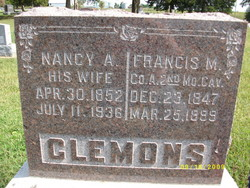 Francis Marion Clemons