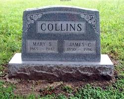 "Mary Susan ""Mollie"" <I>Shindly</I> Collins"