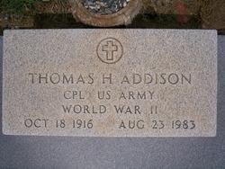 Thomas H. Addison