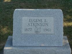 Eugene E Atkinson