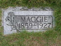 """Margaret """"Maggie"""" <I>Ross</I> Arbogast"""