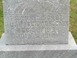 Frank Ross Arbogast