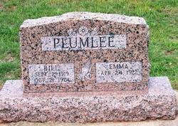 Emma Jean <I>Irwin</I> Plumlee
