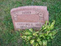 Clifford Eugene Ake