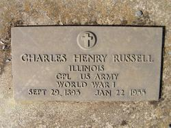 Charles Henry Russell