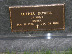 Luther Dowell