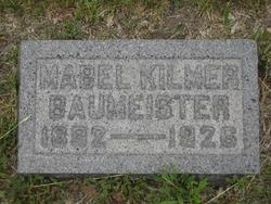 Mabel M <I>Kilmer</I> Baumeister