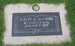 Albert W. Williams