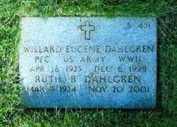 Willard Eugene Dahlgren