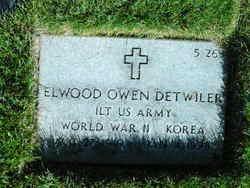 Elwood Owen Detwiler