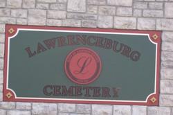 Lawrenceburg Cemetery