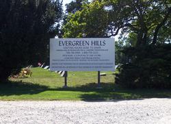 Evergreen Hill Memory Gardens