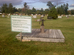Corser Hill Cemetery