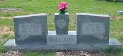 "William Gillie ""Gill"" Williams"
