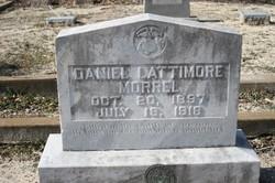 Daniel Lattimore Morrel