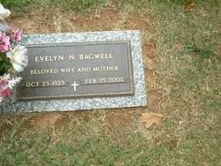 Evelyn Kate <I>Nalley</I> Bagwell