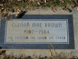 Glenna Mae <I>Raub</I> Brown