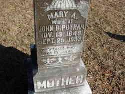 Mary Ada <I>Gresham</I> Putnam