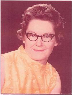 Ruth <I>Scales</I> Underwood